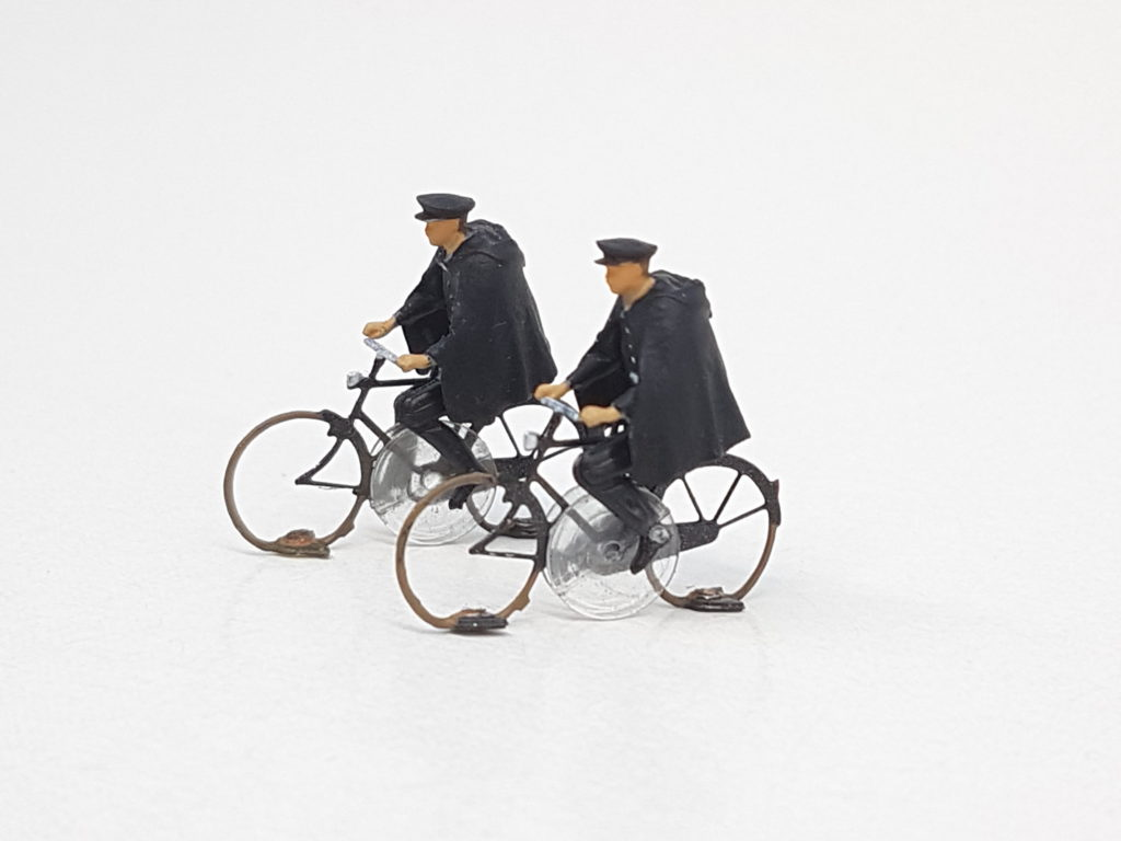 nouveaux policiers magnorail