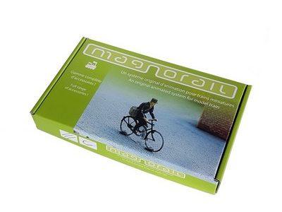 cycliste assemblé