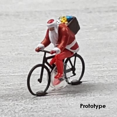 New Santa Claus